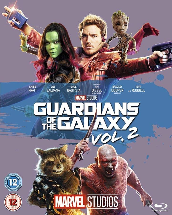 Strážci Galaxie 2